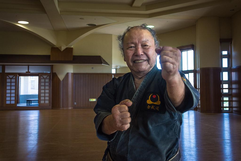 Yogi Josei Sensei