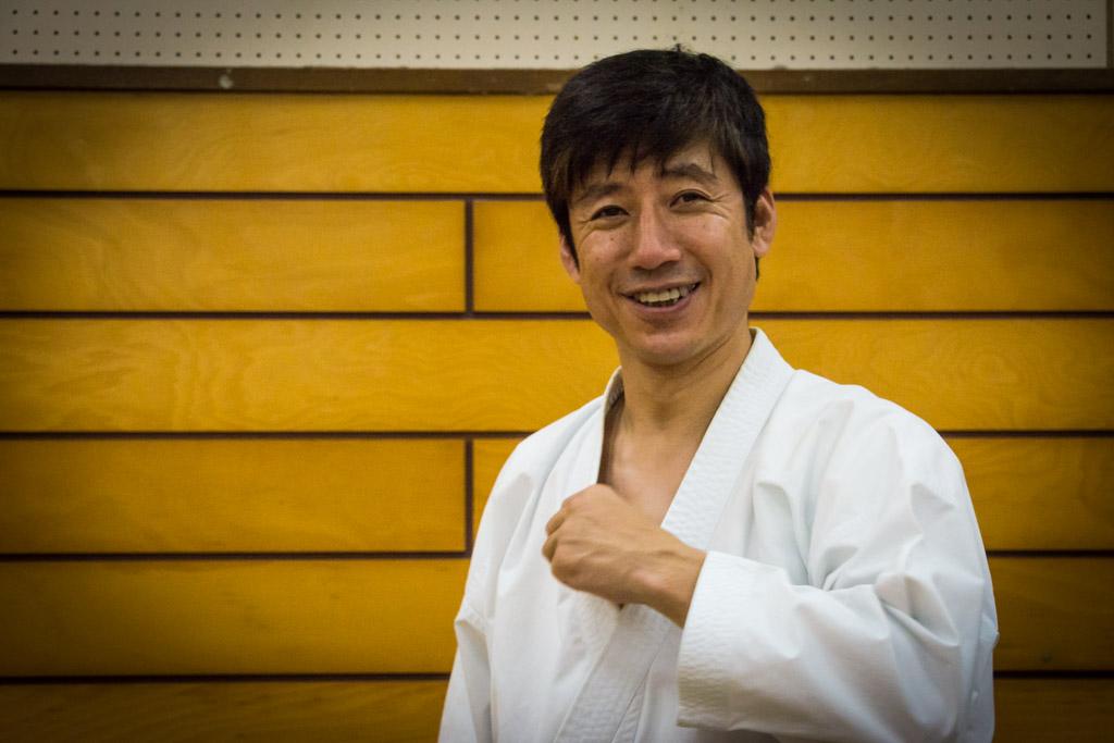 Naka Tatsuya sensei